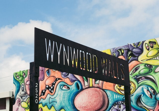 Wynwood Walls à Miami en Floride