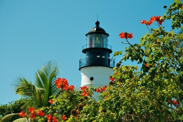 Le phare de Key West en Floride