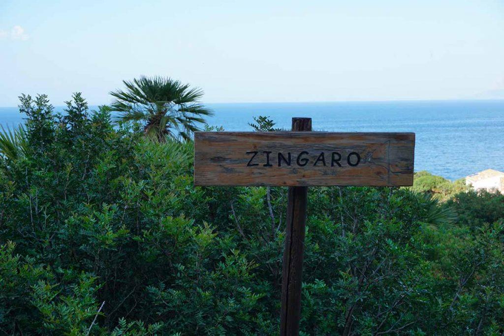 réserve naturelle du Zingaro