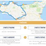 itinéraire 1 semaine en Sicile, Italie
