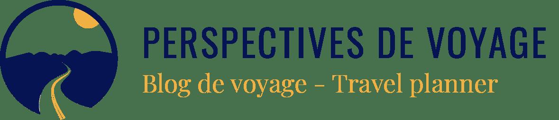 Perspective de voyage blog de voyage