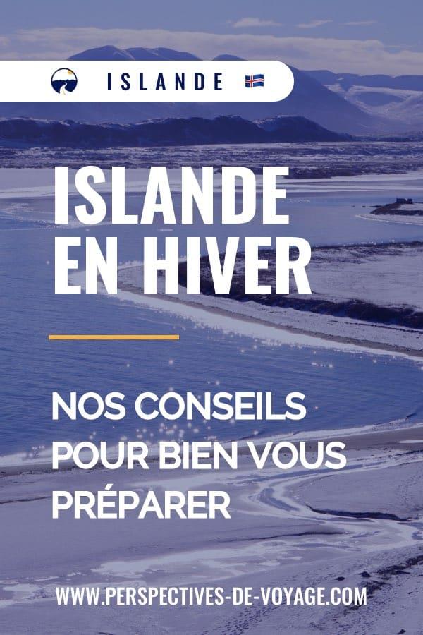 Voyage Islande hiver