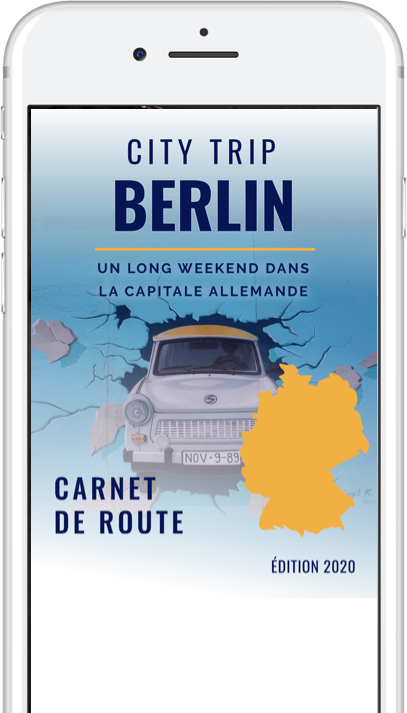 Photographie iPhone Berlin