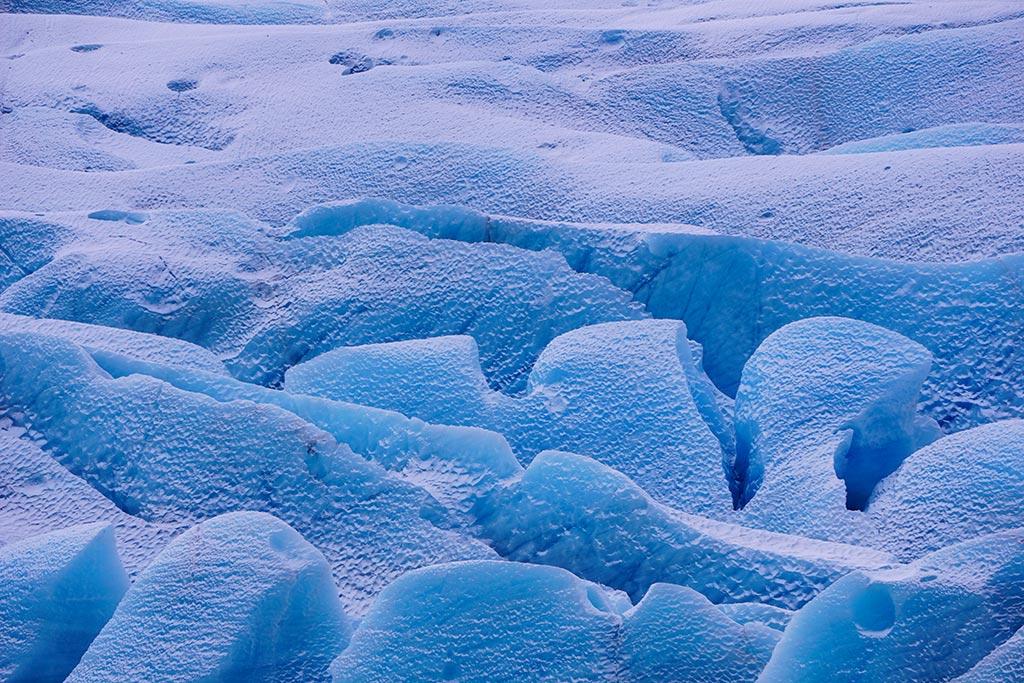 Svínafellsjökull en Islande