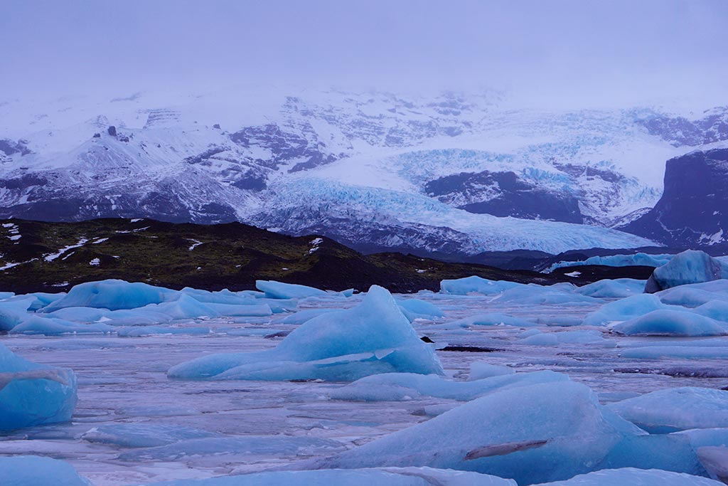 Fjallsárlón en Islande
