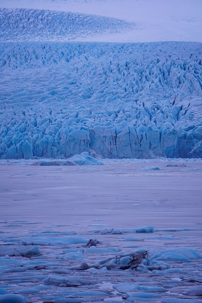 Le glacier Vatnajokull