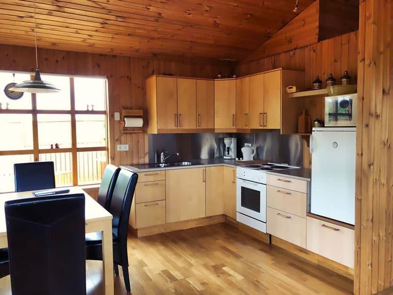 Einishus Cottages Myvatn