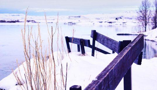 Le lac Mývatn