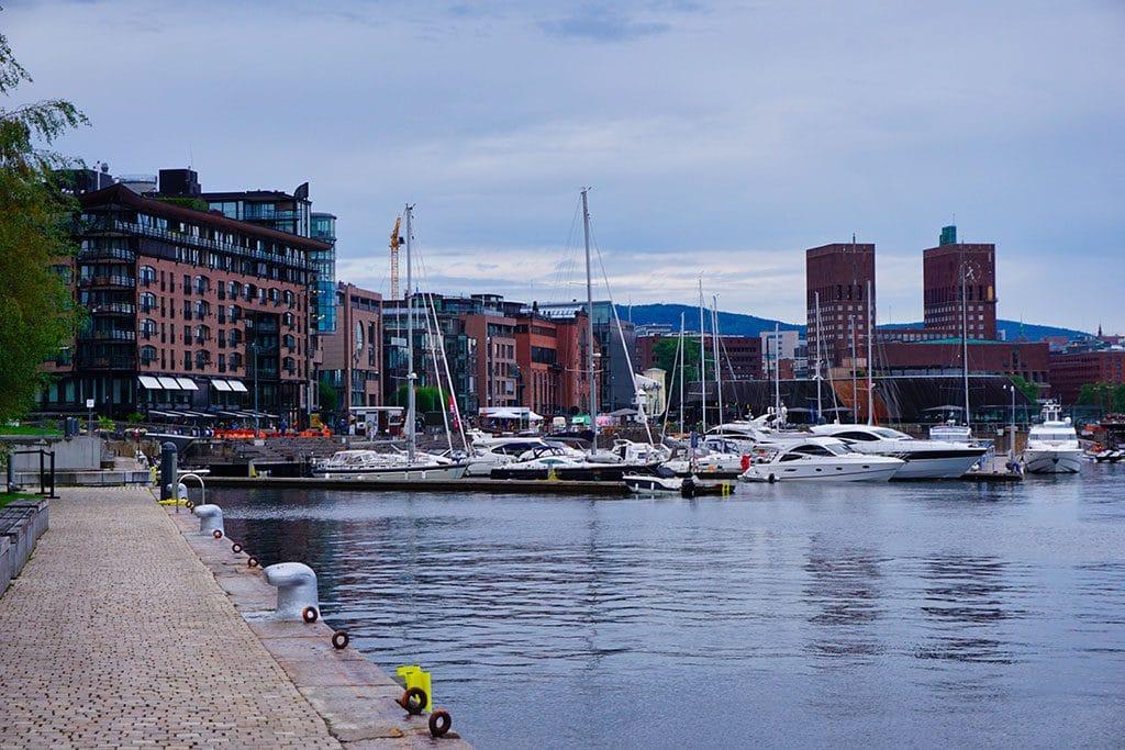 Aker Brygge Oslo