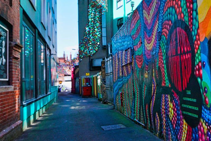 Street Art Irlande Dublin