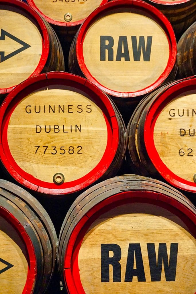 Musée Guinness Dublin