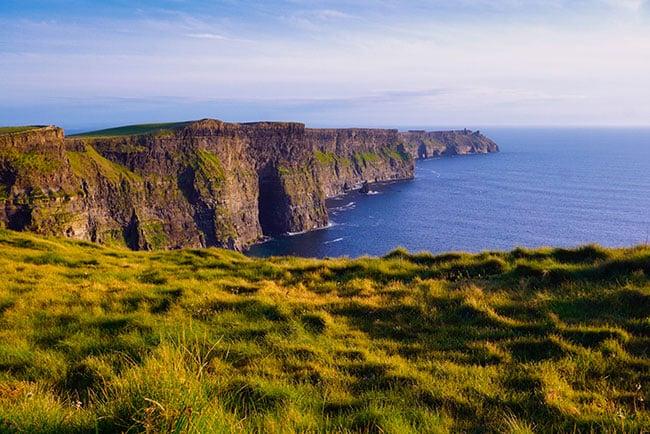 Cliffs of Moher en Irlande