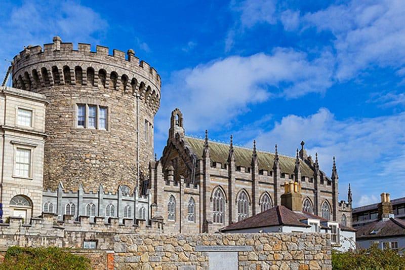 Château de Dublin Irlande
