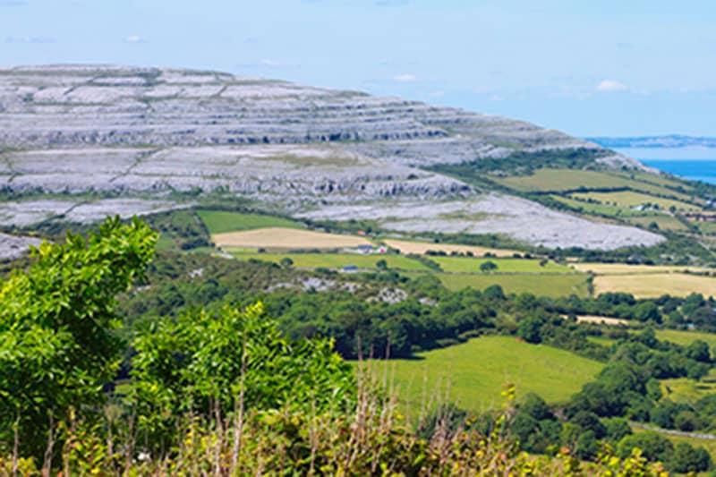 Burren comté de Clare