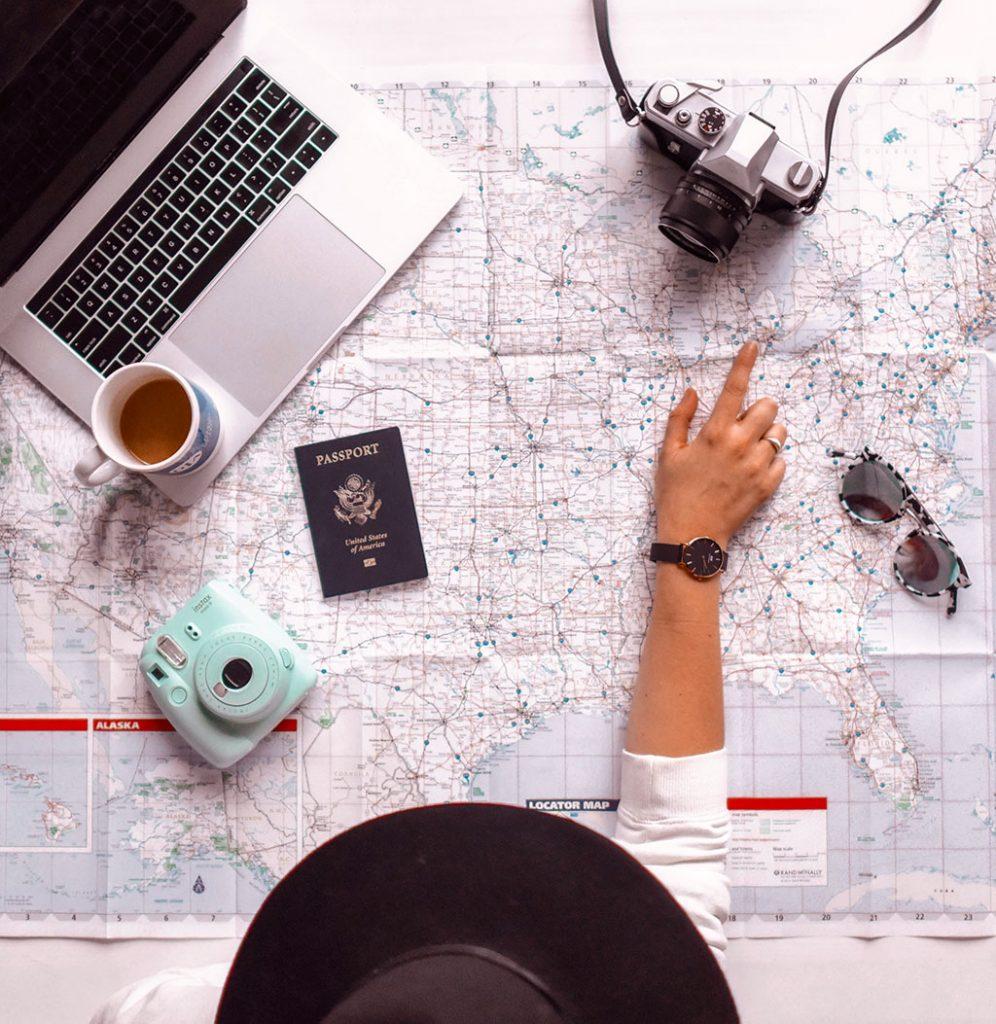 travel planner - organisation de voyage