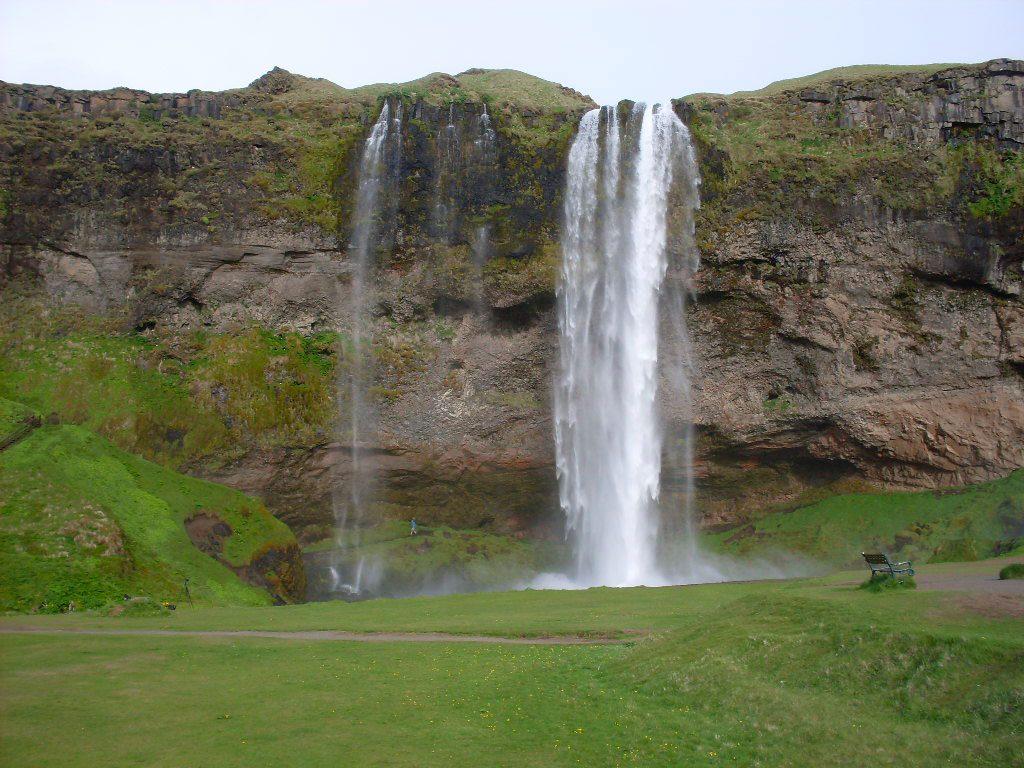 Seljalandsfoss Cascade Islande