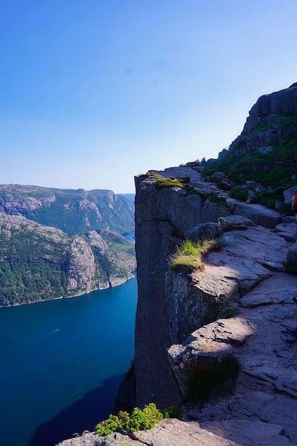 Preikestolen - Randonnée en Norvège