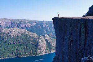 Preikestolen, incroyable randonnée en Norvège