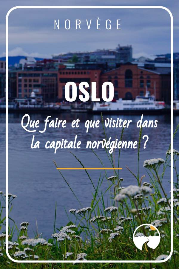 Oslo, visite de la ville en une journée