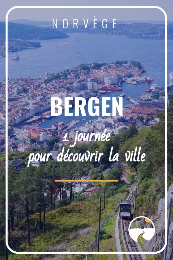 Bergen, 1 journée pour découvrir la ville