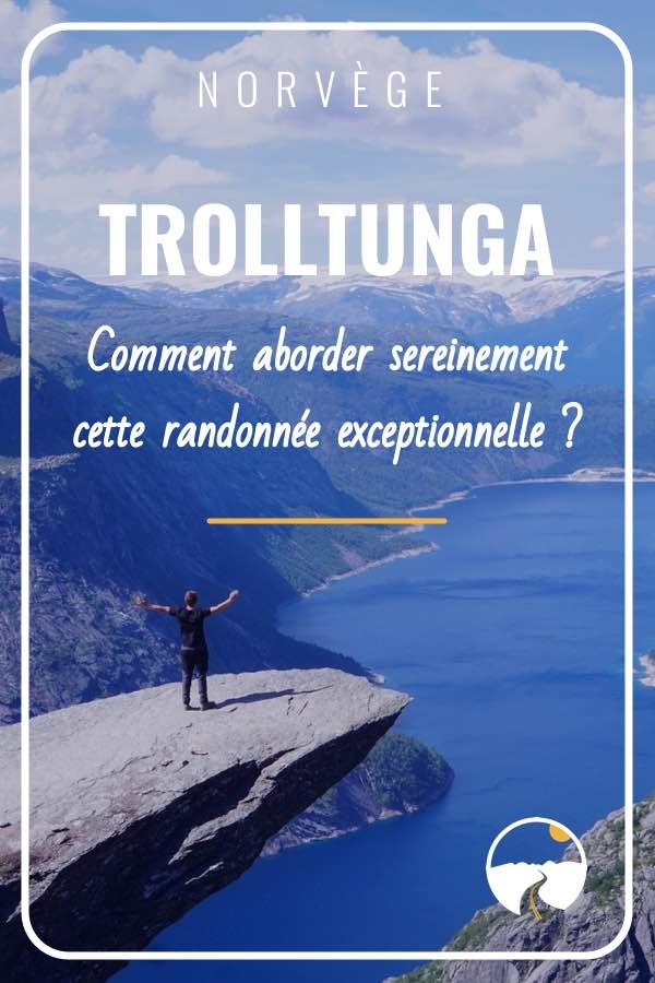 Conseils pour la randonnée de Trolltunga