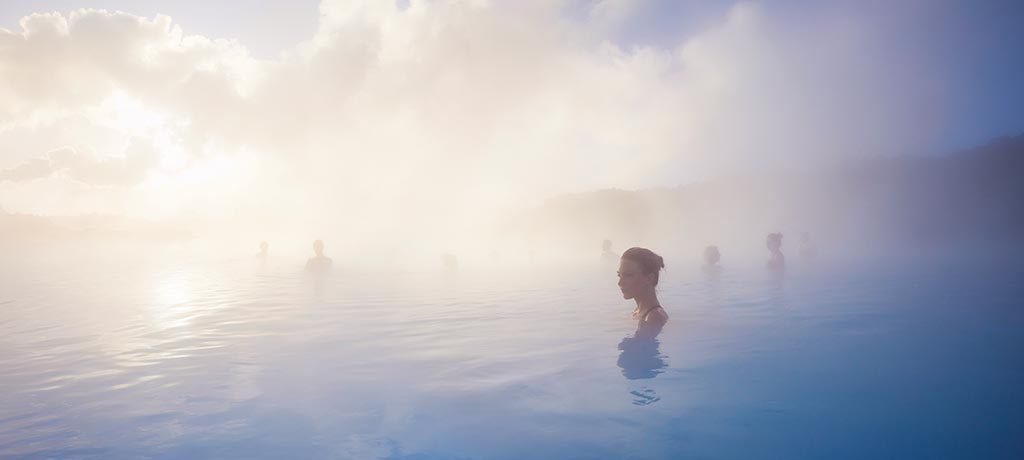 Le Blue Lagoon, un spa unique en Islande