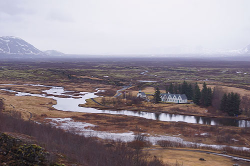 Thingvellir, Cercle d'Or, Islande
