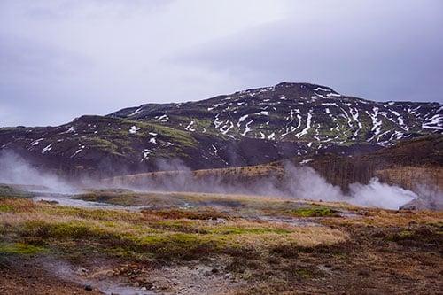 Geysir, Cercle d'Or, Islande