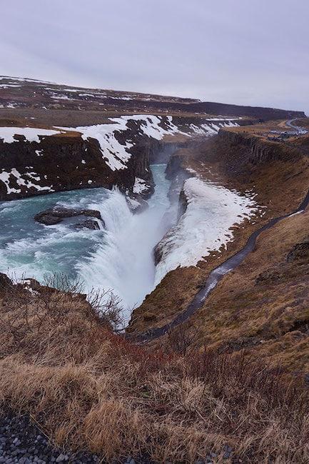 Gullfoss, Cercle d'or, Islande