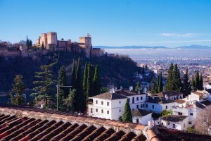 Visiter Grenade - L'Alhambra