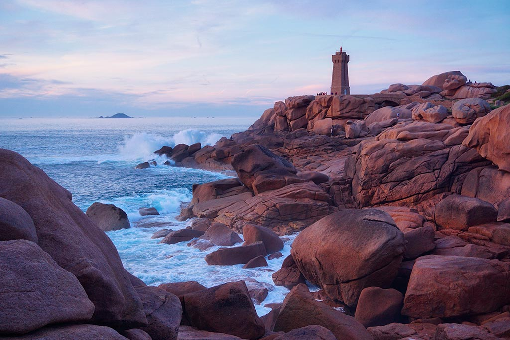 phare de Mean Ruz ou phare de Ploumanach