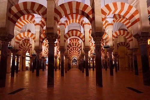Mosquée cathédrale cordoue