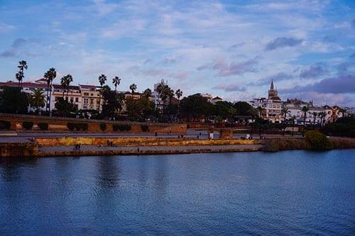 Guadalquivir à Séville