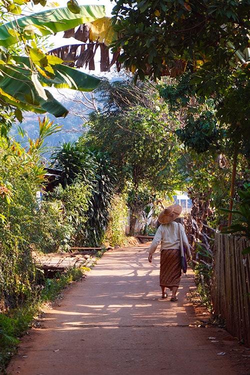 Mae Lana, étape de notre road trip en Thailande