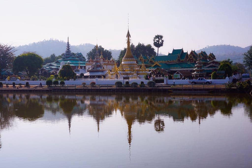 Mae Hong Son dans le nord de la Thailande