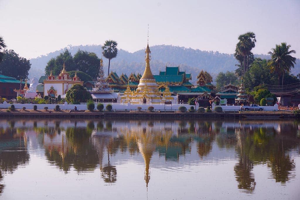 Mae Hong Son en Thaïlande