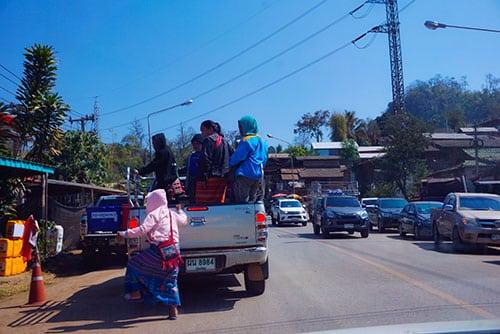Retour d'expérience sur la conduite en Thaïlande