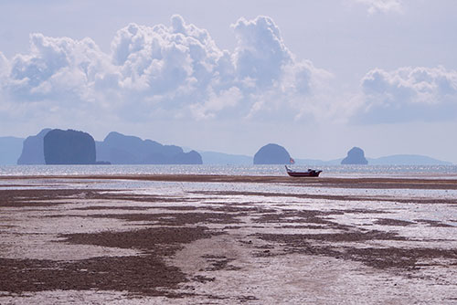 Koh Yao Noi en Thailande