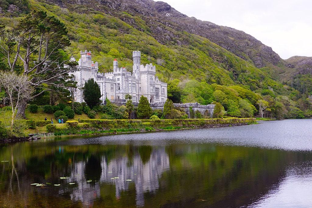L'Abbaye de Kylemore en Irlande : une visite au budget élevé !