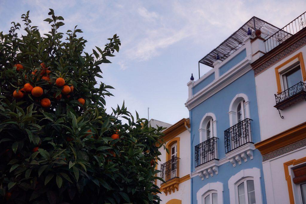 Le quartier de Triana à Séville