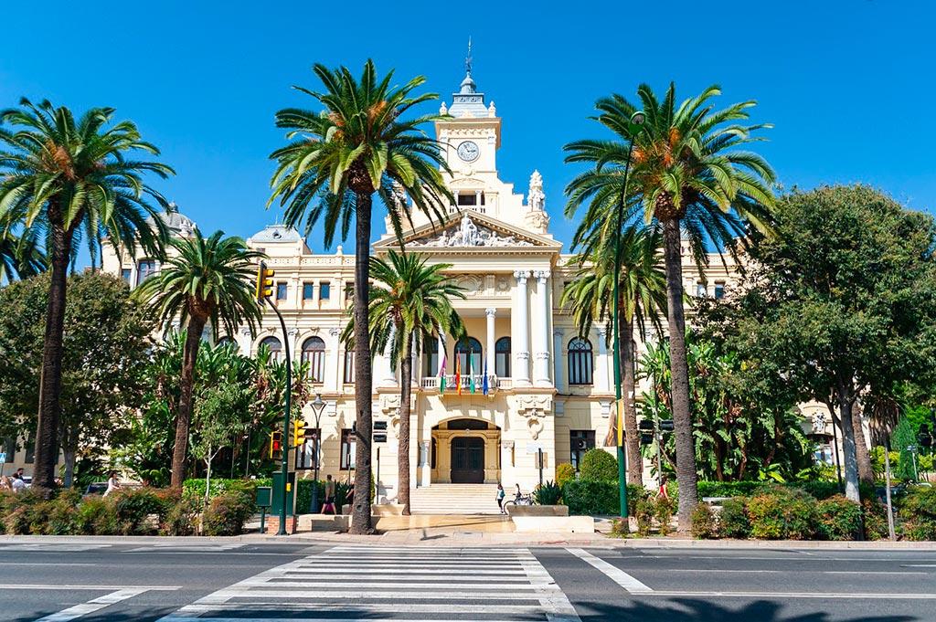 Malaga en Andalousie