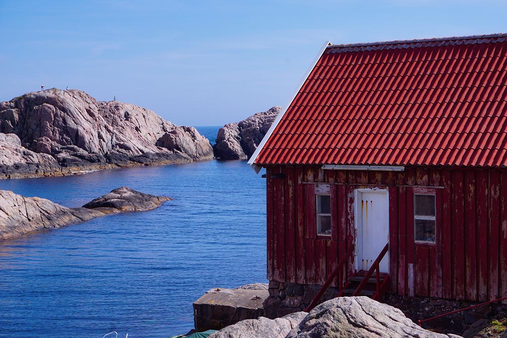 Phare de Lindesnes en Norvege