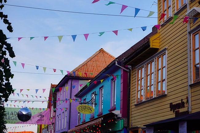 Stavanger en Norvege