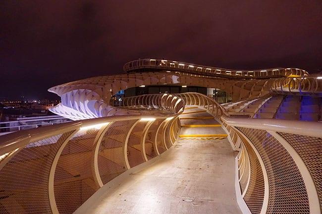 Metropol Parasol Seville Espagne