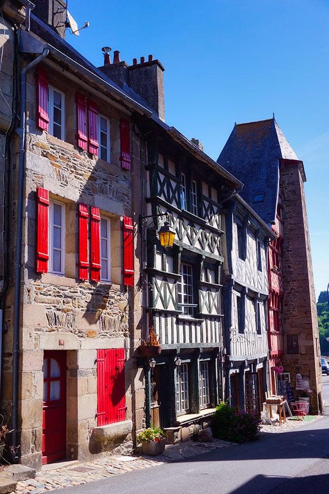 Treguier, centre historique