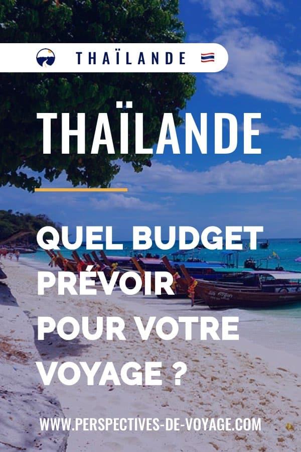 Budget thailande : que prévoir pour votre voyage ?