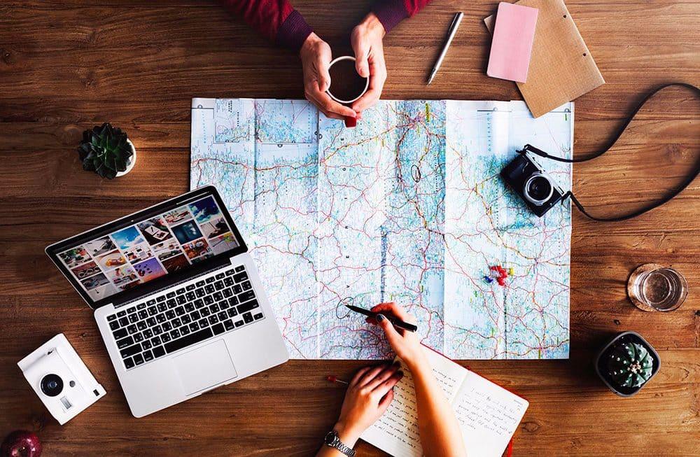 Travel Planner - Perspectives de voyage