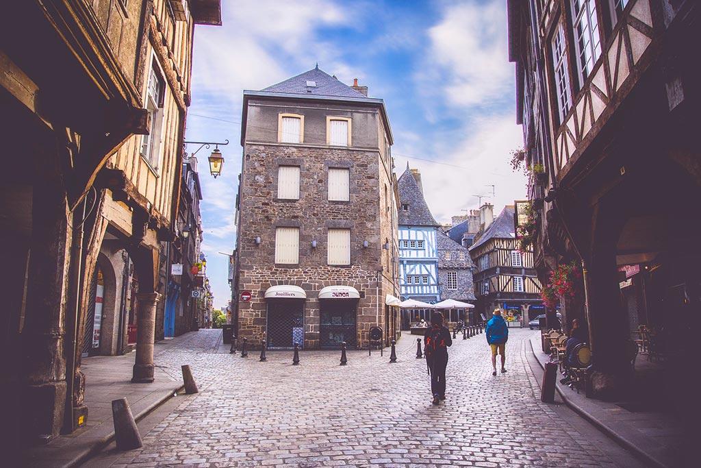 Dinan, Cote d'Armor, Bretagne