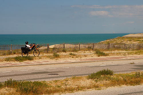 Vélodyssée : vacances insolites en France