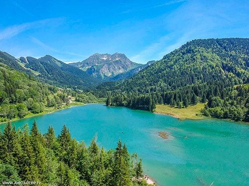Voyage en France : Alpes du Léman